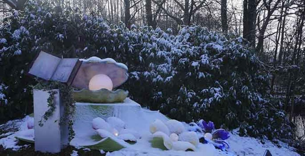 Twents sprookje bij Natura Docet: ontdek de veelzijdige regio tijdens dit leuke winterevenement. Foto: Natura Docet Wonderryck