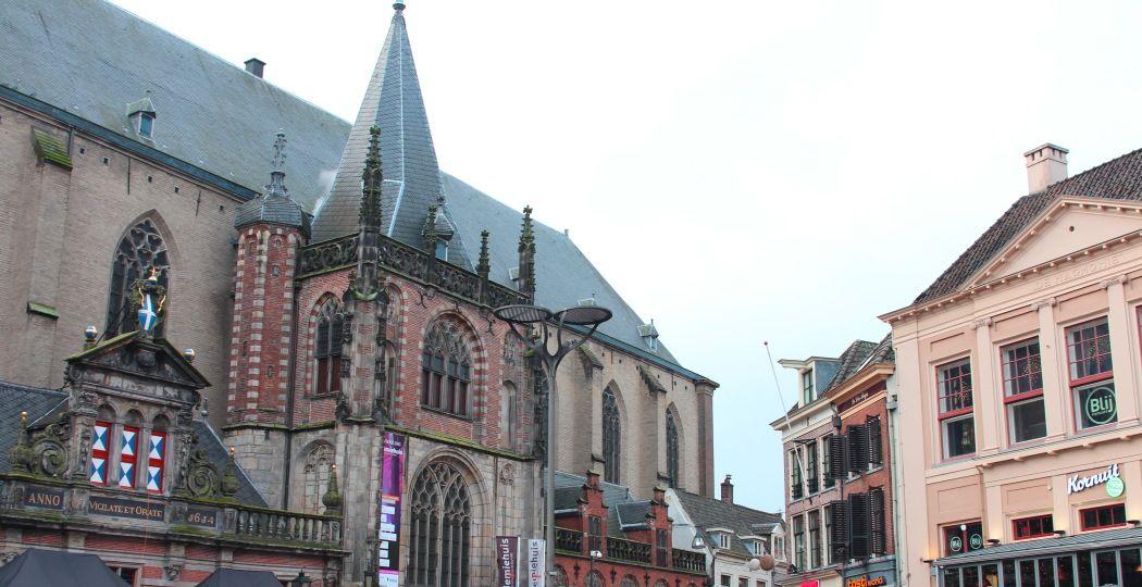 Overnacht in Zwolle, de mooie Hanzestad. Foto: DagjeWeg.NL, Coby Boschma.