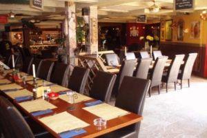 Italiaans restaurant Villa Brutus