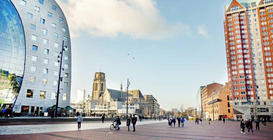 Must-sees Rotterdam