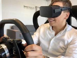 Virtual reality experience bij Immersive