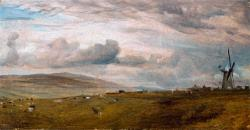 John Constable in Teylers Museum
