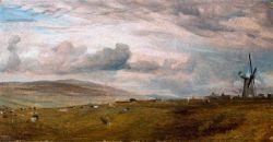 John Constable in Teylers Museum