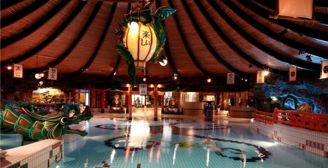 De Bonte Wever is een zwemparadijs voor de hele familie. Foto: De Bonte Wever