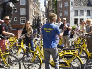 Foto: Yellow Bike Amsterdam © Raakwerk