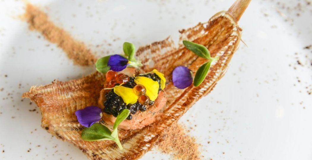 Geniet van culinaire hoogstandjes. Foto: Texel Culinair © Liselotte Schoo.