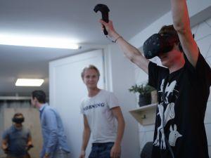 Foto: VR Adventure Den Bosch.