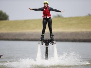 Flyboarden Watersport Friesland