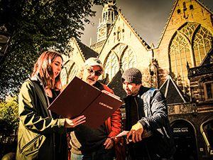 Mystery City Amsterdam