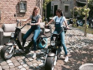 E-scooter Vaassen