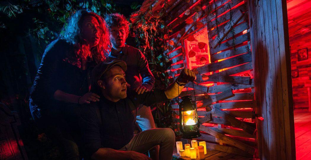 Los mysteries op en verwonder je over de gave special effects bij Escape World Waterlooplein. Foto: Escape World Waterlooplein