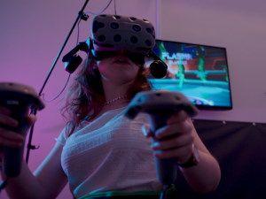 Een hele nieuwe ervaring!  Foto: Nexxt VR
