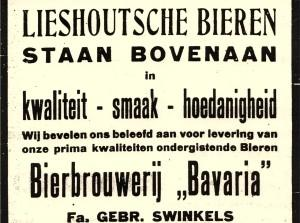 Bier brouwen in de koperen ketel. Foto: Bavaria Brouwerij.
