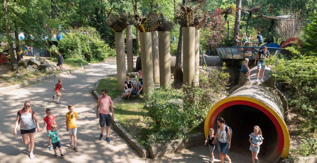 Kom in de zomervakantie spelen en klussen bij De Spelerij en De Uitvinderij in Dieren. Foto: De Spelerij.