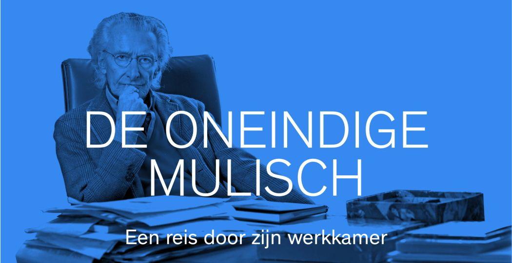 Leer de schrijver en de mens Harry Mulisch beter kennen met de tentoonstelling 'De oneindige Mulisch'. Foto: © Literatuurmuseum