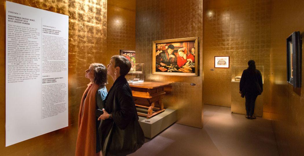 Ontdek de kunstwerken uit Belgische musea en privécollecties. Foto: Luk Monsaert