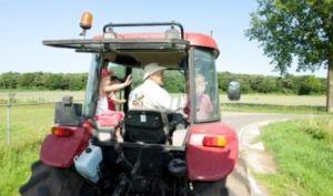 Logeren bij de boer in Goirle met FarmCamps