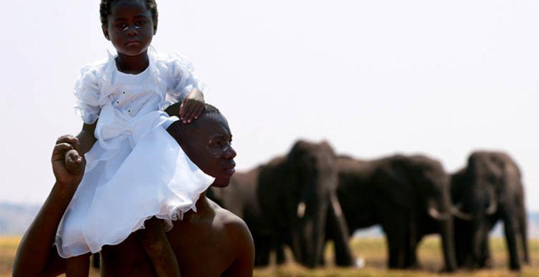 Foto: Papa in Chobe. © Hans Withoos.