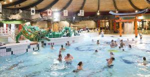 Het Vennenbos Zwembad.Subtropisch Waterparadijs Landal Het Vennenbos Nieuws En Reportages