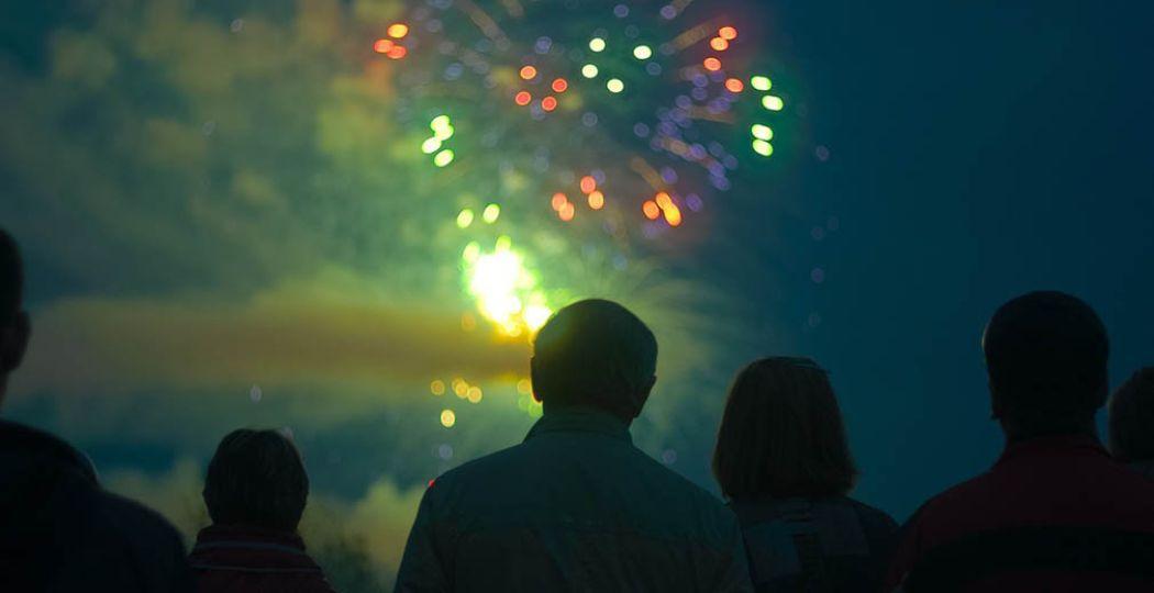 Gelukkig Nieuwjaar! We wensen je een weekend en een jaar vol leuke uitjes toe. Foto:  Pexels.com .