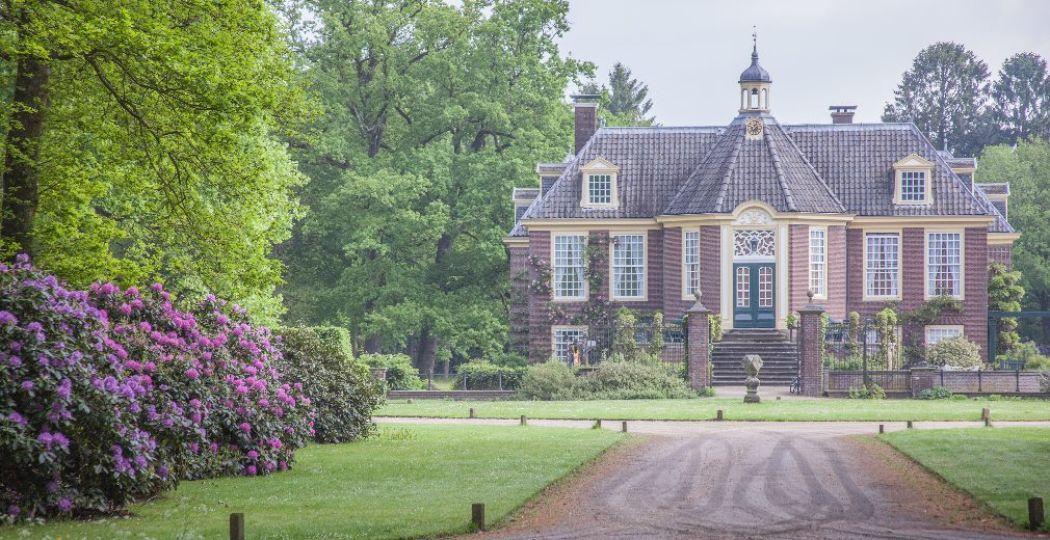 Kasteel de Wiersse, een van de kastelen aan De Achtkastelenroute rond Vorden. Foto: Achterhoek Toerisme.