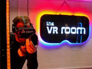 Trotseer de wondere wereld van VR in Amsterdam