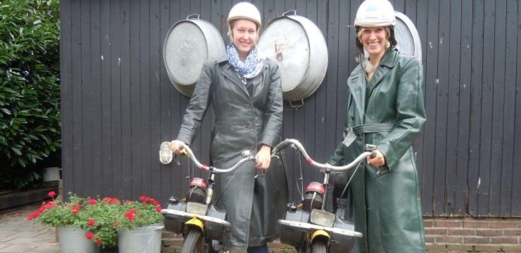 Bij Het Drents Kwartiertje kun je terecht voor gezellige en gemoedelijke groepsuitjes. Foto: DagjeWeg.NL.