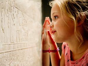 Op zoek naar Toetanchamon (Kindertentoonstelling)