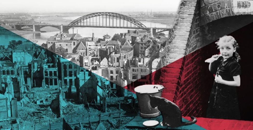Het Infocentrum WO2 Nijmegen is geopend! Ontdek alles over Nijmegen in oorlogstijd in dit minimuseum. Foto: Nationaal Bevrijdingsmuseum 1944-1945 Groesbeek