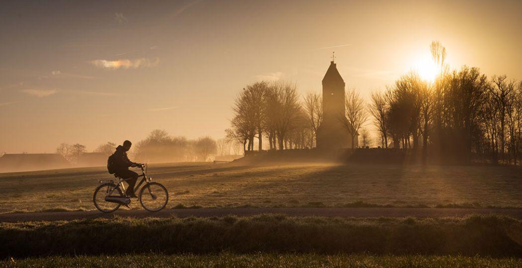 Friesland is een van de verborgen parels van Europa. Foto: Friesland.nl.