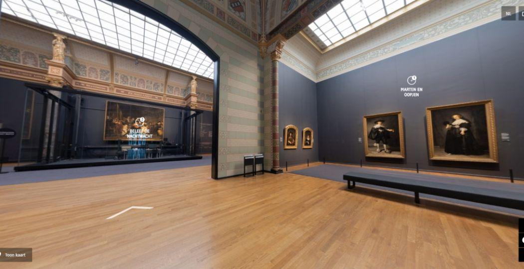 Foto: Screenshot Ontdek Rijksmuseum Meesterwerken.