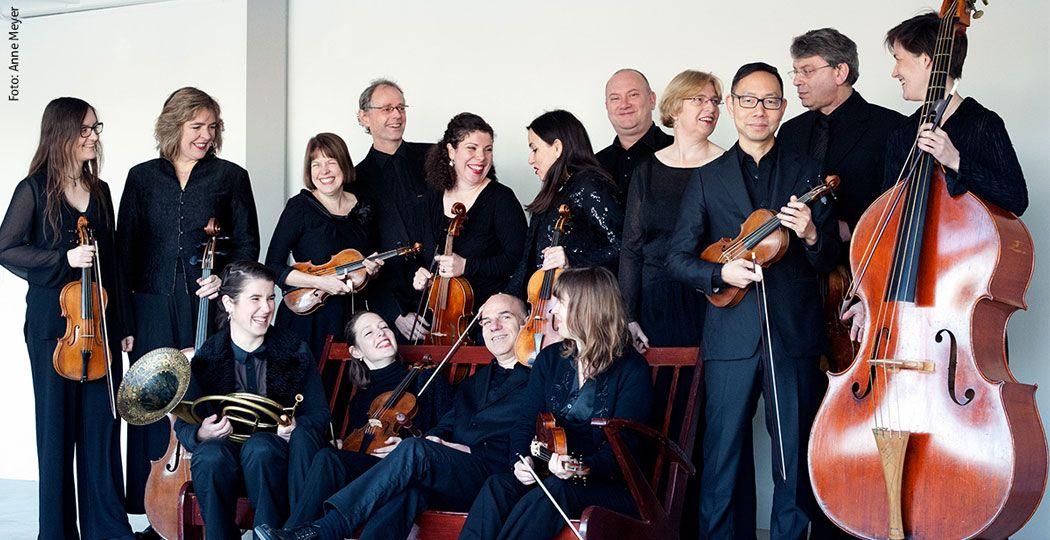Luister op 27 maart via Classical At Home naar Bachs 'Johannes-Passion', uitgevoerd door het Apollo Ensemble. 'Foto: Anne Meyer