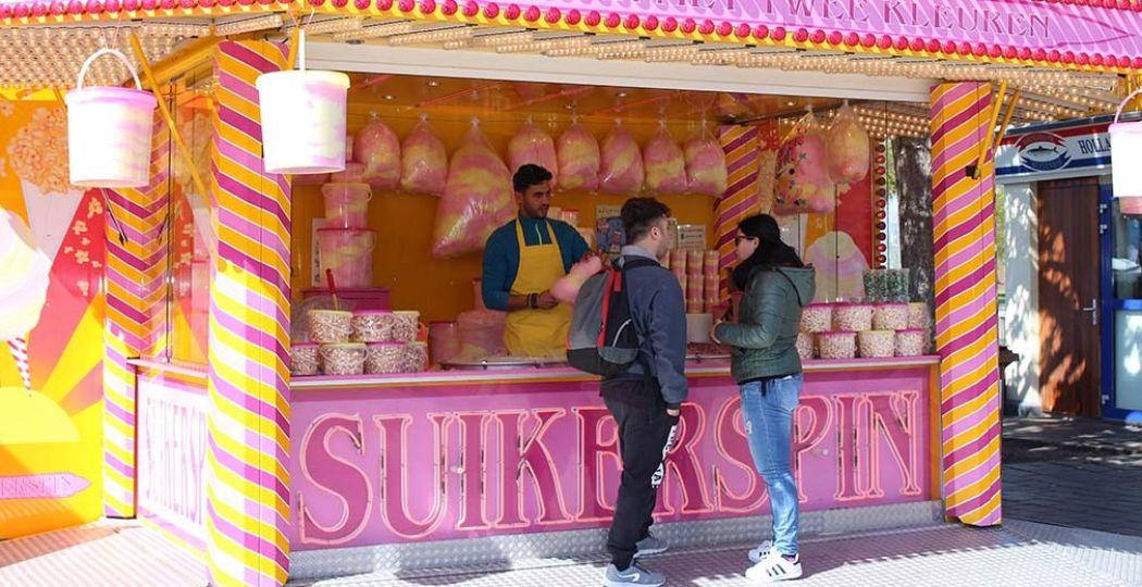 Wat te doen tijdens hemelvaartsweekend? Doe lekker een dagje kermis in provincie Groningen! Foto: Redactie DagjeWeg.NL.