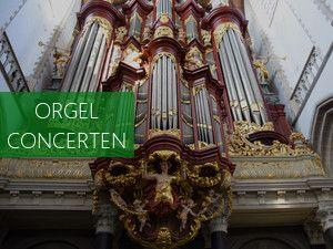 Orgelpauzeconcert kloosterkerk den haag