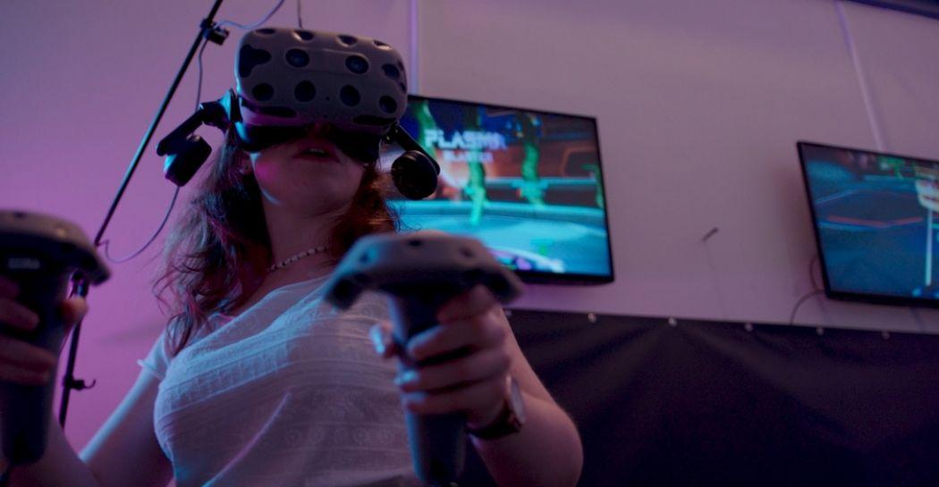 VR Rooms zijn helemaal in. En vrijwel allemaal open op maandag! Foto: Nexxt VR