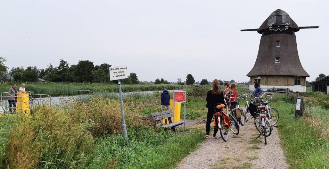 Ontdek Friesland te fiets! Volg de Pontjesroute door de pittoreske provincie. Foto: DagjeWeg.NL, Grytsje Anna Pietersma.