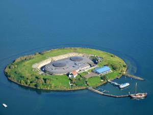 Foto: Forteiland Pampus © Royan van Velse