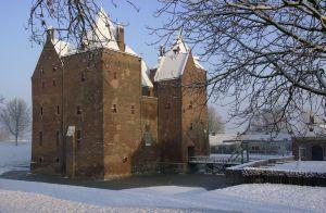 Sfeervolle Kerstvakantie op Slot Loevestein