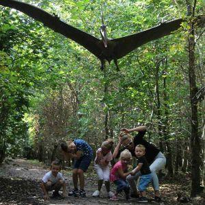 Foto: Dinopark Landgoed Tenaxx.