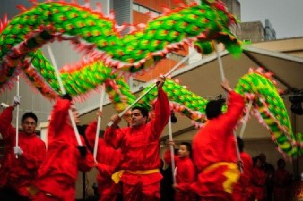 Vier Chinees Nieuwjaar! Foto:  Flickr/André Meyer-Vitali
