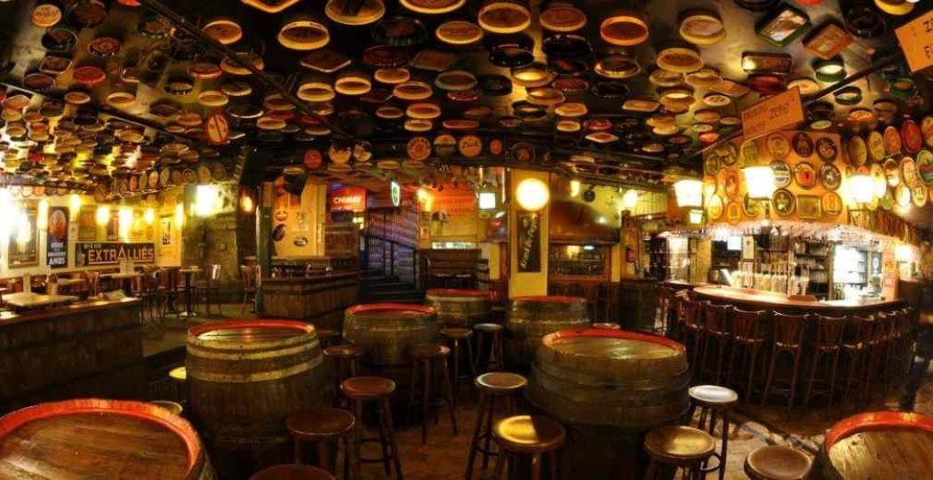 Maak kennis met Belgisch bekendste product: bier! Foto: Delirium Café