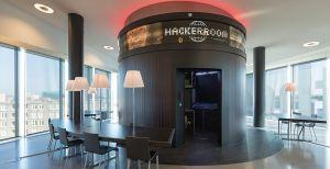 Hack jezelf uit de Hackerroom! Foto: De Hackerroom