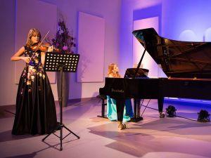 De bijzondere concertzaal. Foto: Edesche Concertzaal