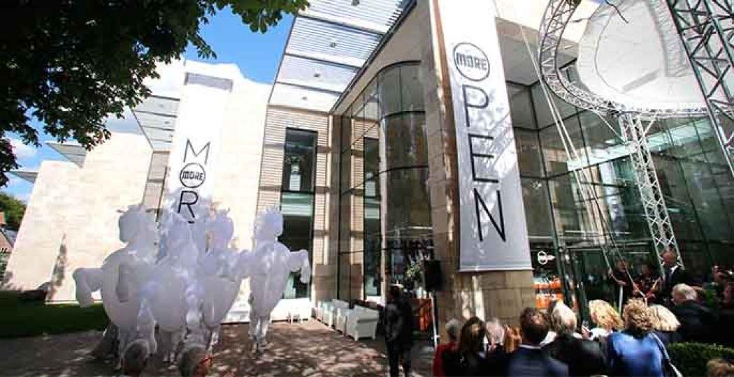 In Gorssel werd een nieuw museum geopend voor liefhebbers van modern-realistische kunst. Foto: Museum MORE