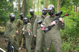 Paintball en schietsporten in Lelystad