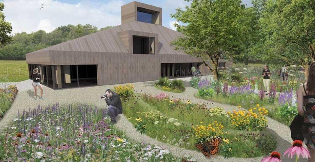 Vlinders, bloemen en bomen: er is veel te zien in de natuur. Foto: Het Groene Huis.