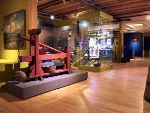 Het museum van binnen. Foto: Fries Landbouwmuseum