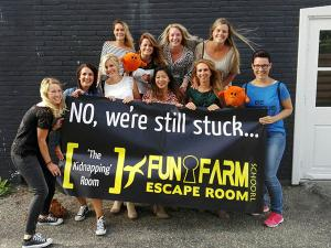 Fun Farm: doe spannende Escape Rooms en speel Archery Attack