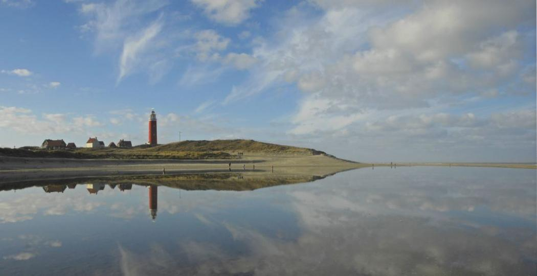 Welkom op Texel! Foto: René Pop