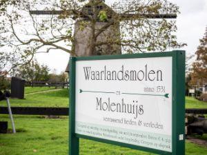 En kijk in het huisje van de molenaar. Foto: Waarlandsmolen © Cre8 Fotografie.